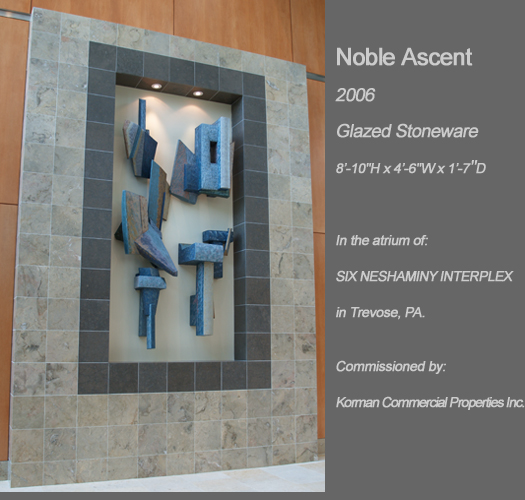 Noble Ascent left view